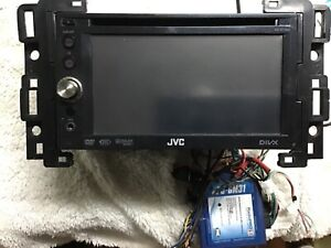JVC KW-AVX640 6.1-Inch Double-DIN DVD Touchscreen Receiver