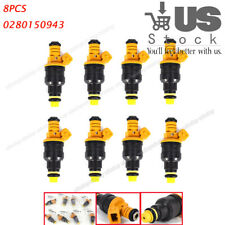 8cs 0280150943 Fuel Injectors Replacement For Ford 4.6 5.0 5.4 5.8 F150 F250 US