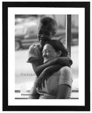 """""""Friends""""  Black and White Photo Signed and Framed"""
