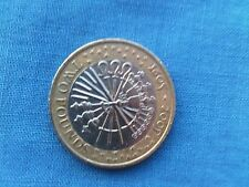 2005 Guy Fawkes poudre Tracer deux Pound Coin