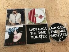 "2 CDs: Lady Gaga ""The Fame Monster"" Doppel-CD & Taylor Swift ""RED"""