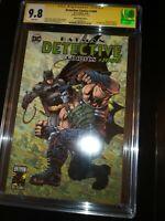 Batman Detective Comics #1000 Jim Lee Album Comics Bane Variant CGC 9.8