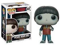 Upside Down Will Stranger Things Netflix POP! Television #437 Figur Funko