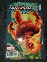 Ultimate Fantastic Four  #11 Vol 1