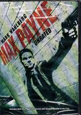 Max Payne Unrated  - Mark Wahlberg REGION 1 DVD BRAND NEW SEALED