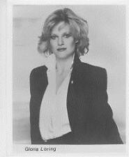 Gloria Loring- Orig Promo Photo