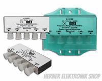 Wetterschutz Switch DiSEqC - 4 x SAT LNB WETTERSCHUTZ DSG 950 - 2150MHZ