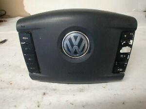 airbag volant d'occasion de VW touareg de 2002 a 2007 , 7L6880201CT (réf 7977)