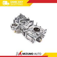 Oil Pump Fit 91-99 Nissan 240SX 2.4L DOHC KA24DE 16-Valves