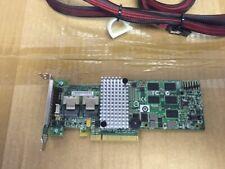 LSI MEGARAID PCi-EXPRESS SAS RAID Card  - MR SAS 9260-8I - LOW PROFILE