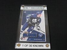 1995-96 PRO MAGNETS DOUG GILMOUR -MAPLE LEAFS, Oversized Proof, NHL TRADING CARD