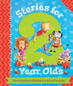 Stories for 2 Year Olds (Young Story Time) Book The Cheap Fast Free Post