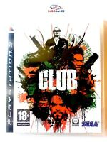 The Club PS3 Playstation Videojuego Retro Nuevo Precintado Sealed Brand New SPA