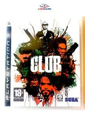 The Club PS3 Playstation Videojuego Retro Nuevo Precintado Sealed Brand New SPA