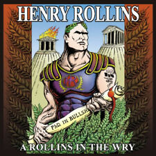 A rollins in the wry von Rollins Henry,Rollins,Henry