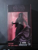 "STAR WARS BLACK SERIES KYLO 6"" INCH FIGURE"