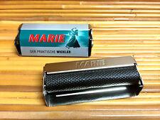 Marie Metall Wickler Dreher Zigarettendreher Drehmaschine Zigarettenroller Tabak