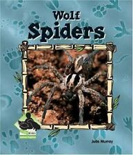 Wolf Spiders by Julie Murray
