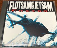 Cuatro; Flotsam & Jetsam 1992 CD, Thrash Metal, Grunge, Wading Through The Darkn