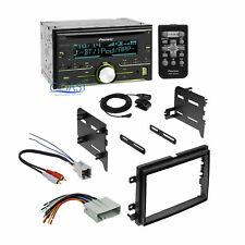 Pioneer Radio Stereo 2 DIN Dash Kit Harness for 2004-2011 Ford Lincoln Mercury