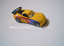 CARS Disney pixar JEFF GORVETTE sfuso cars WGP mattel loose scala 1:55 maclama