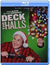 DECK THE HALLS (Danny DeVito, Matthew Broderick)  - Blu Ray - Sealed Region free