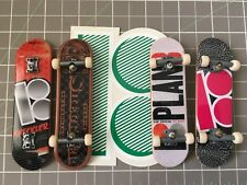 4 Preowned Tech Deck Plan B Ryan Sheckler Skateboard Fingerboard