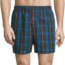 Fruit of the Loom Men's Boxer 6 Pack 100% Cotton Size 2XL (44-46 in)