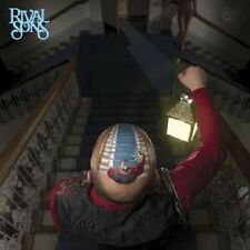 Rival Sons Pressure and Time LP Vinyl 33rpm