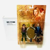 """Buffy The Vampire Slayer """"Together Forever"""" WILLOW and TARA Figures With Box! Q2"""