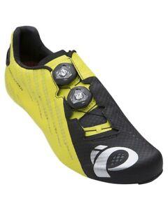 Pearl Izumi P. R.O. Leader V4 Road Shoes Man, Black/Lime