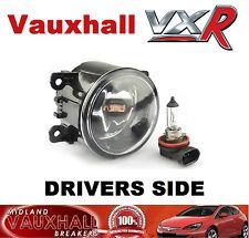 VAUXHALL VXR OPC FRONT FOG LIGHT ASTRA H CORSA D VECTRA C ZAFIRA B Driver laterali