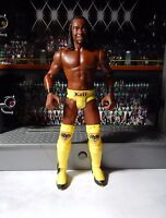 Kofi Kingston The New Day WWE MATTEL Basic Series WWF WRESTLING FIGURE 2011