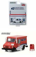 Usps/Canada Post Toy Mail Trucks Diecast Car Package Two Diecast Model Replicas