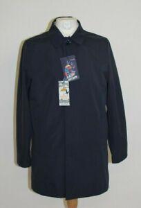 Men's Harry Brown Lightweight Raincoat in Navy...Ref: 7670