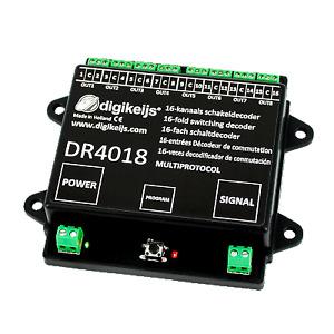 Digikeijs DR4018 16-kanal Schaltdecoder NEU