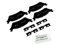 Disc Brake Pad Set-Ceramic Disc Brake Pad Rear ACDelco Pro Brakes 17D1602CHF1