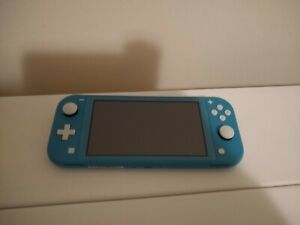 Nintendo Switch lite- blue   used