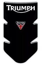 TRIUMPH TANKPAD * AWESOME NEW BLACK TANK PAD