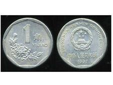 CHINE  1  jiao  1997   ( bis )