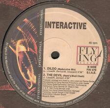 INTERACTIVE - Dildo - Flying International