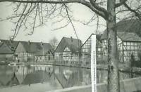 Dorf an der Ruhr - Name leider unbekannt - Großformat - um 1940         T 6-18