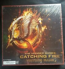 NEW in package The Hunger Games Catching Fire Victor Game of strategy  14 & up