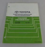 Workshop Manual Toyota Hiace / Hiace S. B.V.Supplement Body By 04/1997