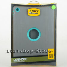 Otterbox Defender Rugged Hard Case w/Cover fo iPad Air 1st Gen w/Stand Gray/Teal
