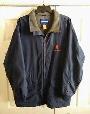 Vintage University of Virginia Field Hockey Coach's/Player's Jacket, Size XL