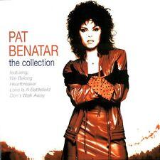 Pat Benatar OOP UK CD The collection NM 2001 EMI 11 TRKS Pop Rock