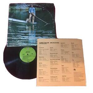 James Taylor - One Man Dog   W7-1972 1ST PRESSING:Warner Bros BS 2660 *VG++ copy