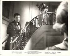 Return From the Ashes 8x10 Black & white movie photo #36