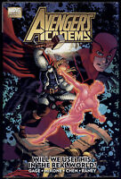 Avengers Academy: Vol 2 Will We Use This in The Real World New HC Sealed Marvel